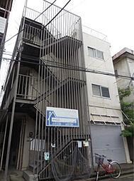 神奈川県横浜市神奈川区白幡東町の賃貸マンションの外観