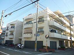 兵庫県尼崎市尾浜町1丁目の賃貸マンションの外観