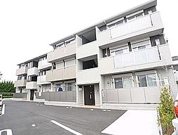 東京都足立区青井4丁目の賃貸アパートの外観