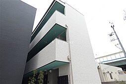 兵庫県神戸市長田区苅藻通1丁目の賃貸アパートの外観