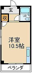 サンシャイン香里園I[5階]の間取り
