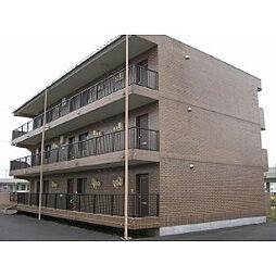 長野県佐久市塚原の賃貸マンションの外観