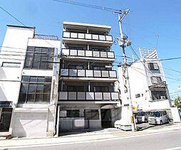 京都府京都市南区東九条西御霊の賃貸マンションの外観
