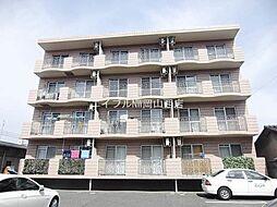 岡山県岡山市北区奥田本町丁目なしの賃貸マンションの外観