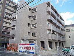 岡山県総社市中央の賃貸マンションの外観
