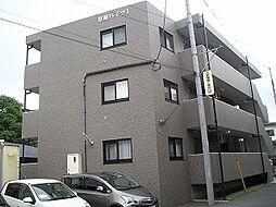 京屋ハイツI[3階]の外観