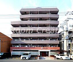 徳島県徳島市山城西2丁目の賃貸マンションの外観