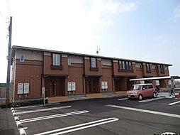 福岡県北九州市若松区藤ノ木1丁目の賃貸アパートの外観