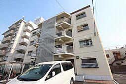 愛知県名古屋市中川区上脇町2丁目の賃貸マンションの外観