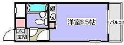 Mプラザ津田駅前[2階]の間取り