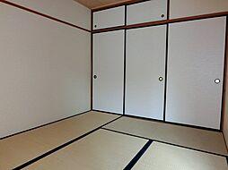 メゾンドールの和室
