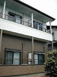 福田ハイツB館[105号室]の外観