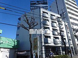 昭和マンション桜[4階]の外観