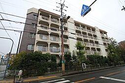 橋本マンション[101号室]の外観