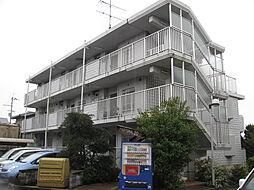 京都府京都市西京区樫原八反田の賃貸マンションの外観