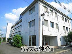 群馬県高崎市和田多中町の賃貸マンションの外観