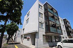 北海道札幌市豊平区豊平六条5丁目の賃貸マンションの外観