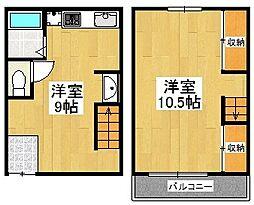 [テラスハウス] 京都府京都市伏見区成町 の賃貸【/】の間取り