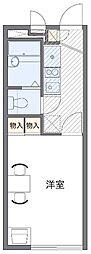 NAKAGOME[1階]の間取り