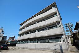 愛知県名古屋市中川区長良町3丁目の賃貸マンションの外観