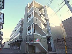 クオリカ西京極[402号室]の外観