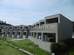 東京都八王子市美山町の賃貸マンションの外観