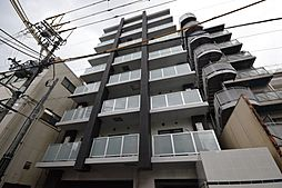セオリー難波WEST[8階]の外観