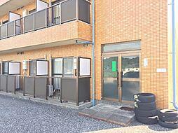 東京都町田市広袴町の賃貸マンションの外観
