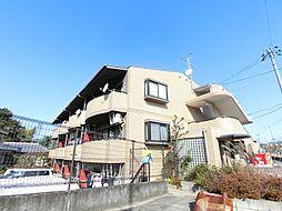 大阪府堺市中区田園の賃貸マンションの外観