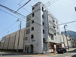 福岡県北九州市八幡東区西本町4丁目の賃貸マンションの外観