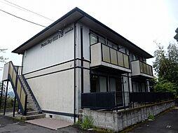 パナ・レイヒルズB[102号室]の外観