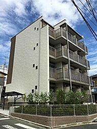 神奈川県横須賀市汐見台2丁目の賃貸マンションの外観