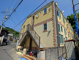 ユナイト田浦 フォルタレーザ[2階]の外観