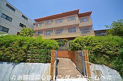 大阪府枚方市茄子作2丁目の賃貸マンションの外観
