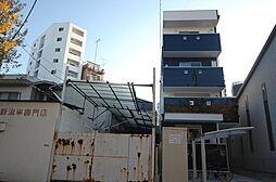 RadIAnce白壁[2階]の外観