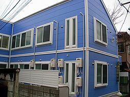 シエスタ新宿[204号室]の外観