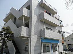 埼玉県新座市栗原1丁目の賃貸マンションの外観