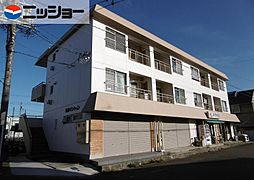 横井マンション[3階]の外観