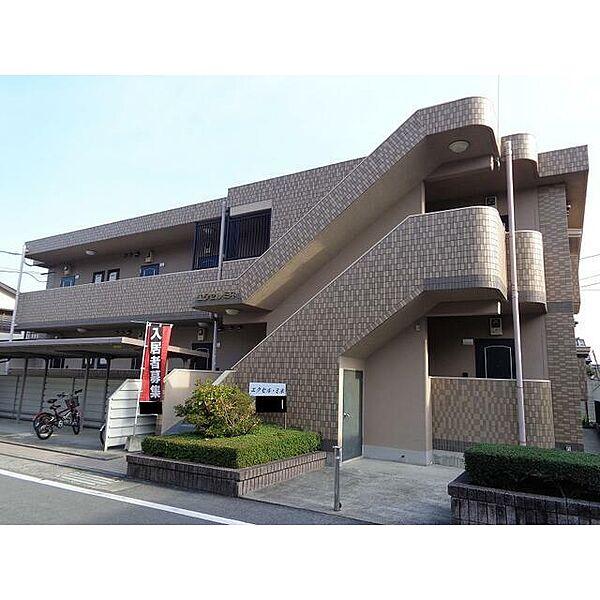 熊本県熊本市中央区大江2丁目の賃貸マンション