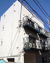 東京都三鷹市深大寺3丁目の賃貸マンションの外観