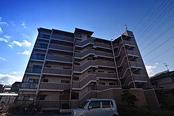 ソレイユ青山[6階]の外観