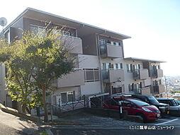 大阪府東大阪市五条町の賃貸マンションの外観