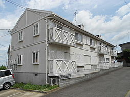 神奈川県横浜市緑区三保町の賃貸アパートの外観