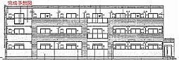 サニーレジデンス稲田本町 稲田本町3 徳庵6分[3階]の外観