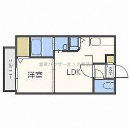ALTAIR27[4階]の間取り