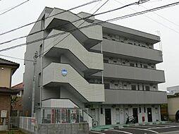 東水南上宿マンション[402号室]の外観