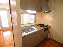 グランシャリオ96のキッチン