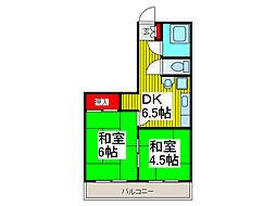 メディカルマンション[3階]の間取り