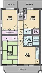 ココペリ[2階]の間取り