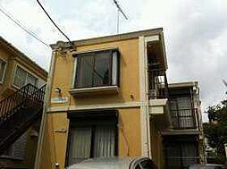 神奈川県横浜市港北区高田西5丁目の賃貸マンションの外観